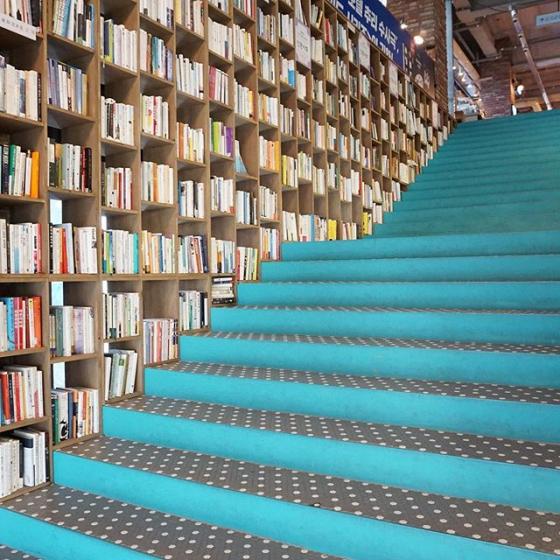 韓国ソウルで人気の本屋さん「BOOK PARK(ブックパーク)」の画像4
