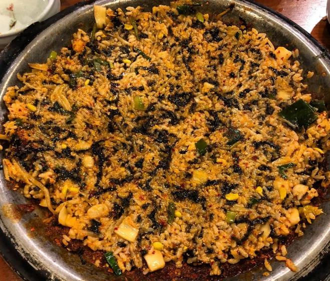ソウルのおすすめシーフードレストラン「アルプジャ@江南(カンナム)」の画像3