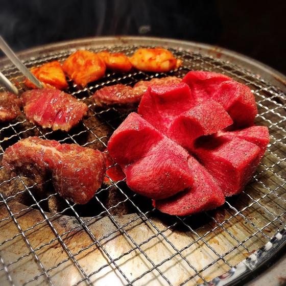新大久保で人気の焼肉・サムギョプサル屋さん「幸永 職安通り店」の画像