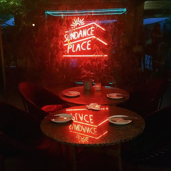梨泰院(イテウォン)にあるフルーツが美味しいカフェ「SUNDANCE PLACE(サンダンスプレイス)」の画像3