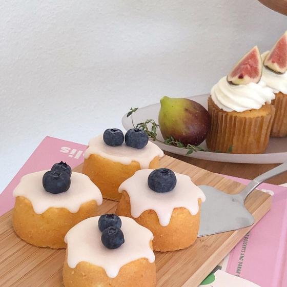 延南洞(ヨンナムドン)のおしゃれカフェ「comingcake(カミングケーキ)」の画像