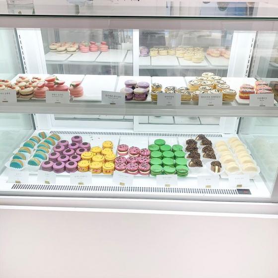 韓国で人気の太っちょマカロン「トゥンカロン」!人気のおすすめ店Yeogodang(여고당、ヨゴダン)の画像4