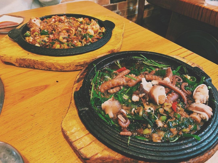ソウルのおすすめシーフードレストラン「ヘナムナクチ@東大門(トンデムン)」の画像3