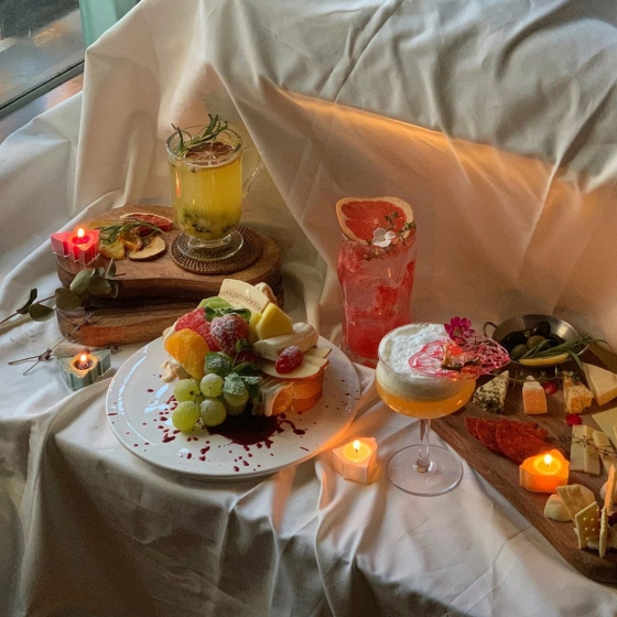 東大門(トンデムン)にあるフルーツが美味しいカフェ「JEAN FRI GO(ジャンプリゴ)」の画像3