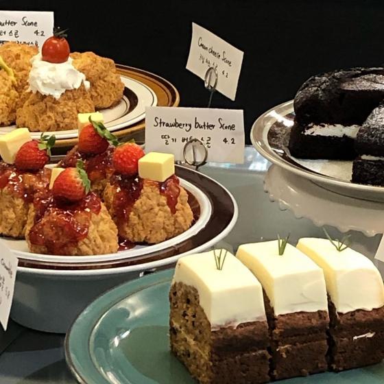 大邱(テグ)のおしゃれカフェ「cafe ohio(カフェ オハイオ)」の画像4