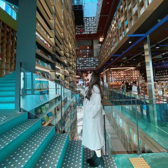 韓国ソウルで人気の本屋さん「BOOK PARK(ブックパーク)」の画像5