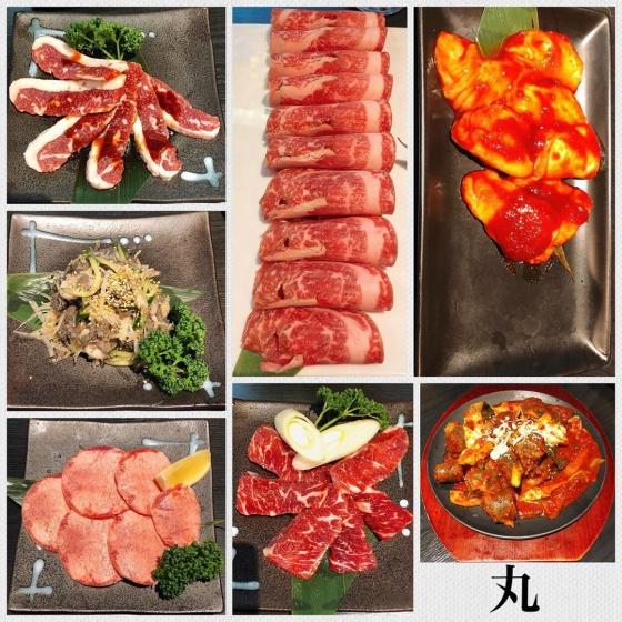 新大久保で人気の焼肉・サムギョプサル屋さん「韓国料理 丸」の画像