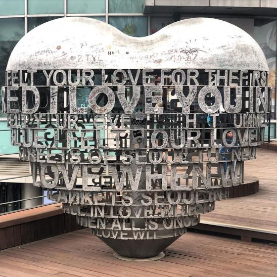 カップルで韓国旅行におすすめのデートスポット「Nソウルタワー(南山タワー)」の画像3