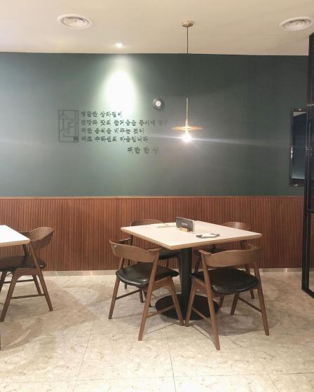 ソウルのおすすめシーフードレストラン「SURASUN(スラソン)@江南(カンナム)」の画像4