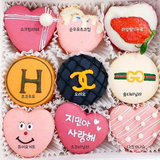 韓国で人気の太っちょマカロン「トゥンカロン」!人気のおすすめ店Yeogodang(여고당、ヨゴダン)の画像