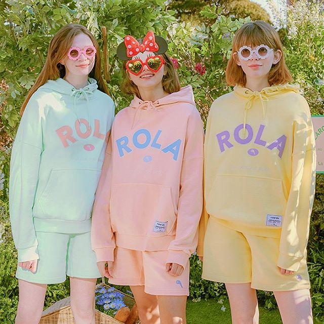 rolarola(ロラロラ)はK-POPアイドルも多数着用する韓国発ブランド!