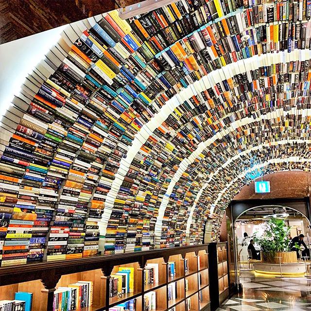 韓国ソウルで人気の本屋さん!一度は見たいフォトジェニックな本屋さん・図書館まとめ!