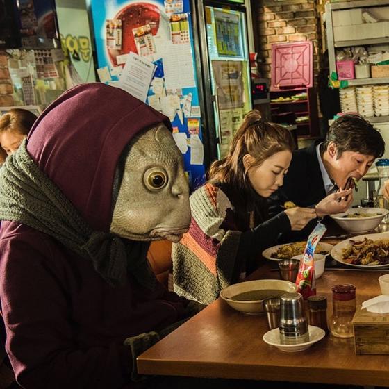 U-NEXT(ユーネクスト)のおすすめ韓国映画「フィッシュマンの涙」(2015年)の画像