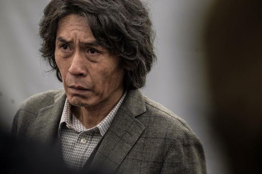 U-NEXT(ユーネクスト)のおすすめ韓国映画「殺人者の記憶法」(2017年)の画像