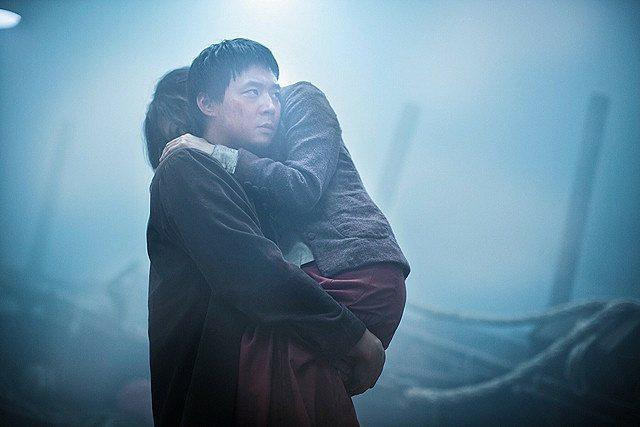 U-NEXT(ユーネクスト)のおすすめ韓国映画「「海にかかる霧」(2014年)」の画像