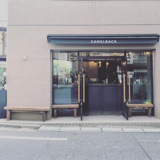韓国人から人気な日本の東京カフェCAMELBACK sandwich&espresso(キャメルバックサンドイッチ&エスプレッソ)の画像