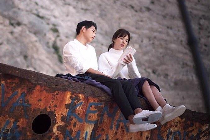 U-NEXT(ユーネクスト)韓国人気ドラマ2位「太陽の末裔 Love Under The Sun」(2016年)の画像2