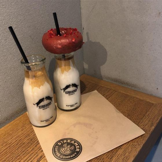 韓国人から人気な日本の東京カフェSTREAMER COFFEE COMPANY(ストリーマーコーヒーカンパニー)の画像3