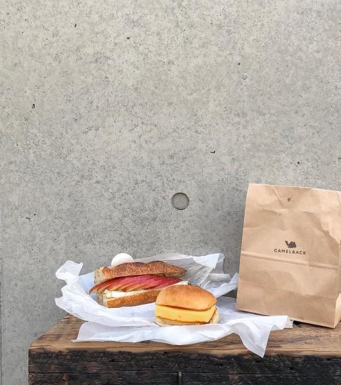 韓国人から人気な日本の東京カフェCAMELBACK sandwich&espresso(キャメルバックサンドイッチ&エスプレッソ)の画像2