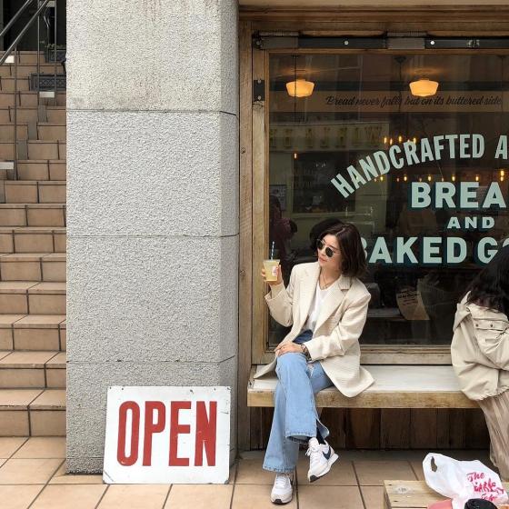 韓国人から人気な日本の東京カフェThe Little BAKERY Tokyo(ザリトルベーカリートウキョウ)の画像2