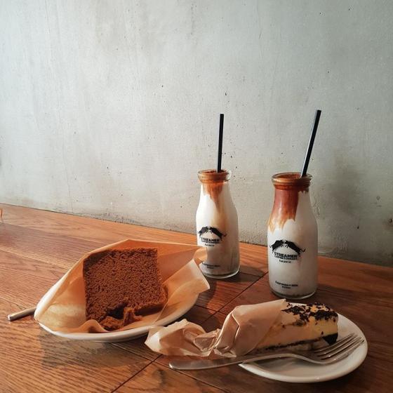 韓国人から人気な日本の東京カフェSTREAMER COFFEE COMPANY(ストリーマーコーヒーカンパニー)の画像2