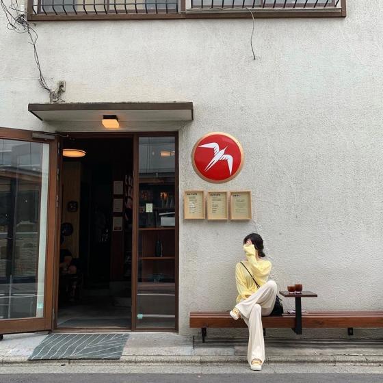 韓国人から人気な日本の東京カフェFUGLEN TOKYO(フグレントウキョウ)の画像