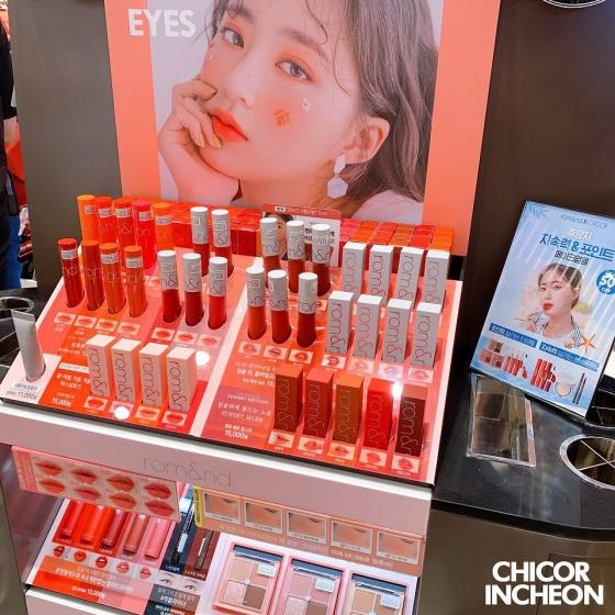 大人気の韓国コスメブランドrom&nd(ロムアンド)の画像3