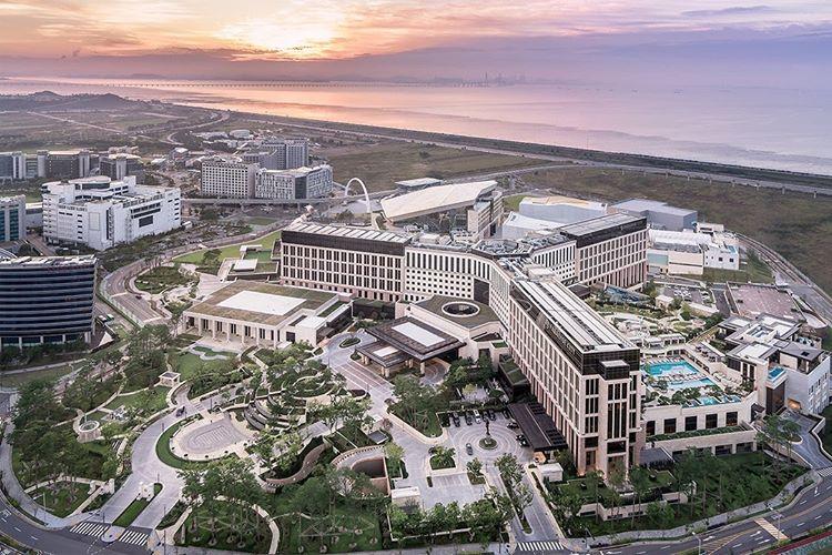 仁川(インチョン)空港から3分の韓国初の統合型リゾートPARADISE CITY(パラダイスシティ)の画像