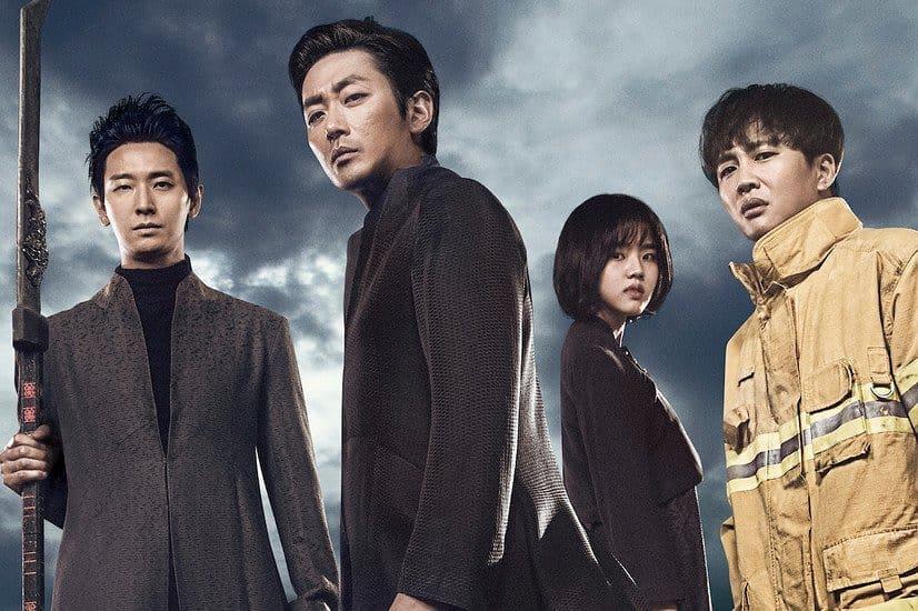 U-NEXT(ユーネクスト)のおすすめ韓国映画「神と共に 第1章:罪と罰」「神と共に 第2章:因と縁」(2017年・2018年)の画像