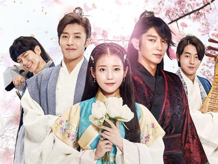 U-NEXT(ユーネクスト)韓国人気ドラマ5位「麗<レイ>~花萌ゆる8人の皇子たち~」(2016年)の画像