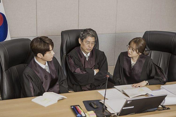 U-NEXT(ユーネクスト)韓国人気ドラマ10位「ハンムラビ法廷~初恋はツンデレ判事!?~」(2018年)の画像2