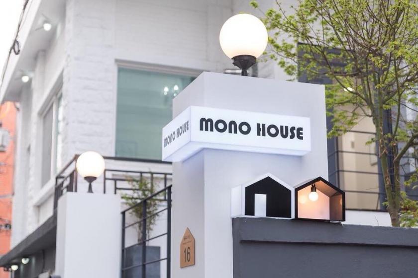 ソウルでおすすめのゲストハウス「MONO HOUSE HONGDAE 5(モノ ハウス ホンデ 5号店)」の画像