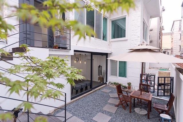 ソウルでおすすめのゲストハウス「MONO HOUSE HONGDAE 5(モノ ハウス ホンデ 5号店)」の画像4