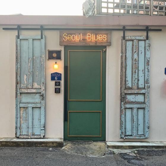 ソウルでおすすめのゲストハウス「Seoul Blues(ソウル ブルース)」の画像