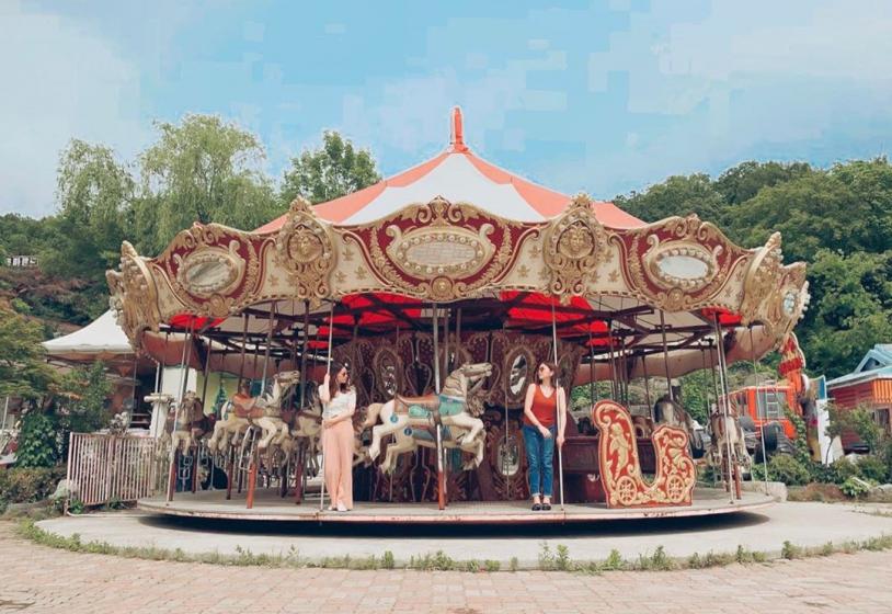 ソウルのおすすめ観光スポット「龍馬ランド(ヨンマレンドゥ)」の画像3