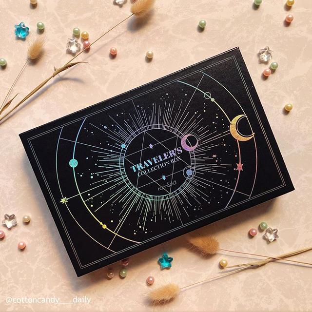 rom&nd(ロムアンド)の限定BOX「Travelers collection box(トラベラーズコレクションボックス)」が可愛すぎ!