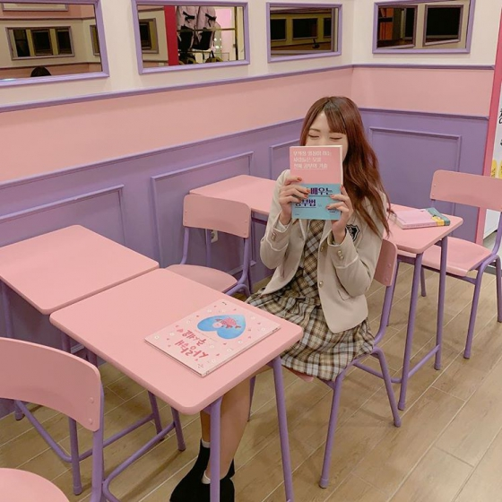 韓国制服レンタルショップ이화교복(梨花制服)の画像6