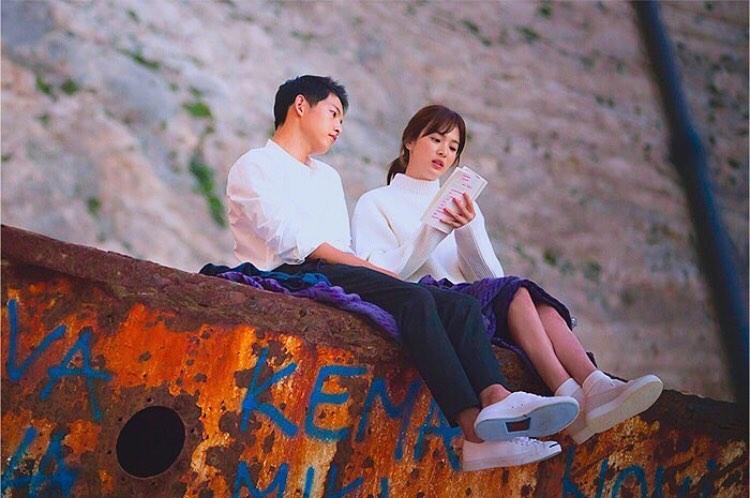 太陽の末裔 Love Under The Sun「  ソン・ジュンギとソン・ヘギョ 」の画像