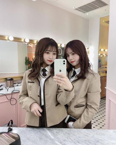 韓国制服レンタルショップ이화교복(梨花制服)の画像