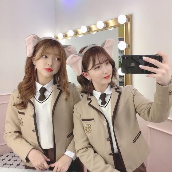 韓国制服レンタルショップ이화교복(梨花制服)の画像2