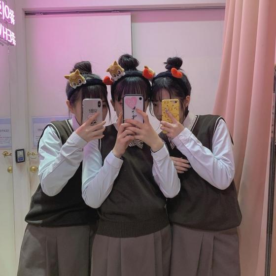 韓国制服レンタルショップ이화교복(梨花制服)の画像3