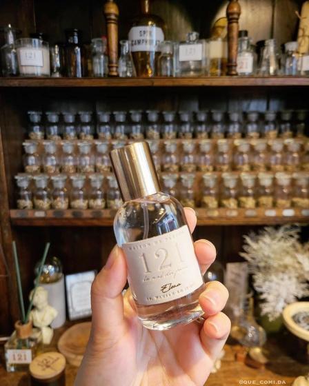 香水作り体験ができるお店 弘大「121 LE MAL DU PAYS」の画像